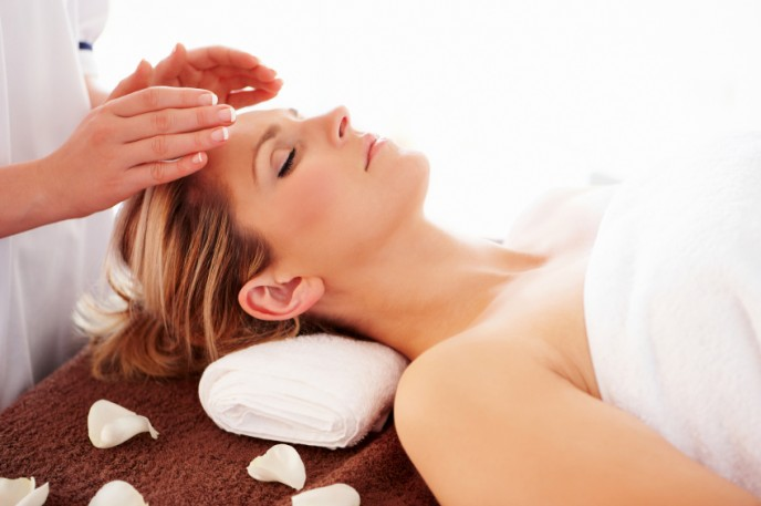 Scalp Massage Therapy in Houston